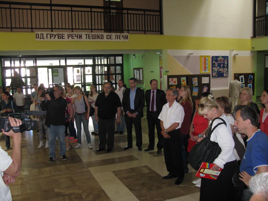 Дани Словенске културе у Деспотовцу 11.05.2013.године