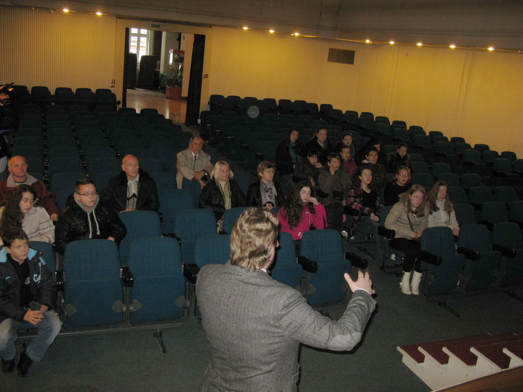 Екскурзија 25.11.2014. Београд - Руски Дом