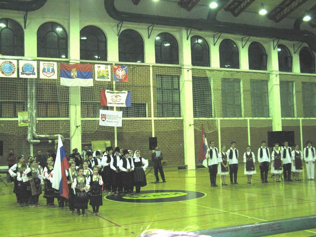 Хуманитарни концерт 20.11.2014.године у Деспотовцу