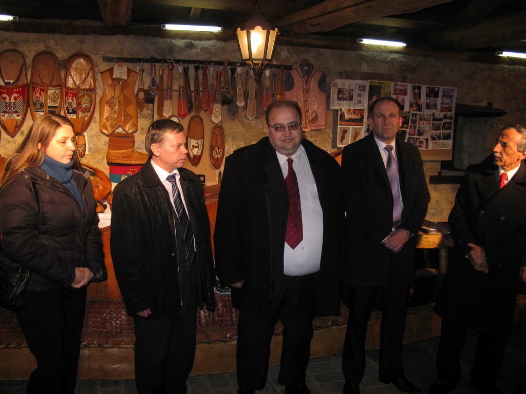 """Изложба """"Српски опанак"""" 16.03.2013.године"""
