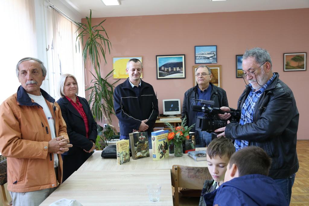 Посета ђака Руске школе Деспотовцу