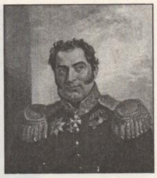 Ђорђе Арсенијевић Емануел (Манојловић) (1775.-1837.), генерал руске војске, освајач Кавказа